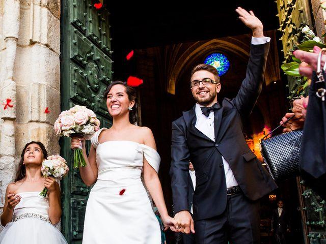 La boda de Samuel y Karla en Nogueira De Ramuin, Orense 23