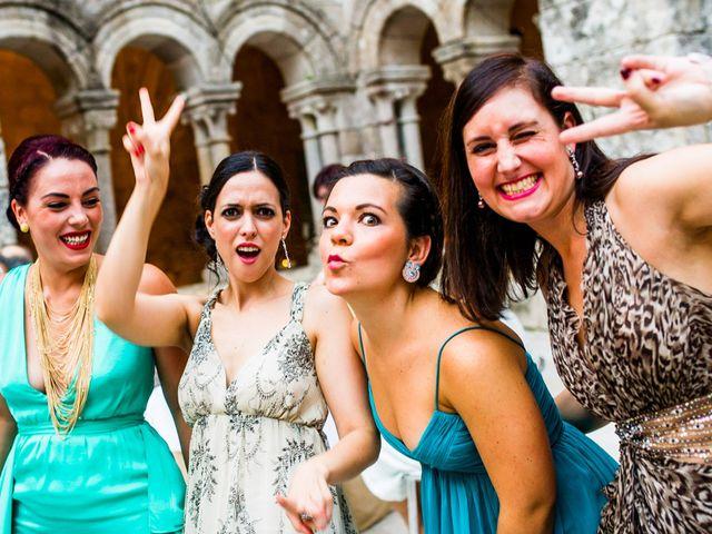 La boda de Samuel y Karla en Nogueira De Ramuin, Orense 25