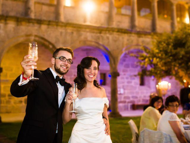 La boda de Samuel y Karla en Nogueira De Ramuin, Orense 26