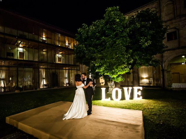 La boda de Samuel y Karla en Nogueira De Ramuin, Orense 30