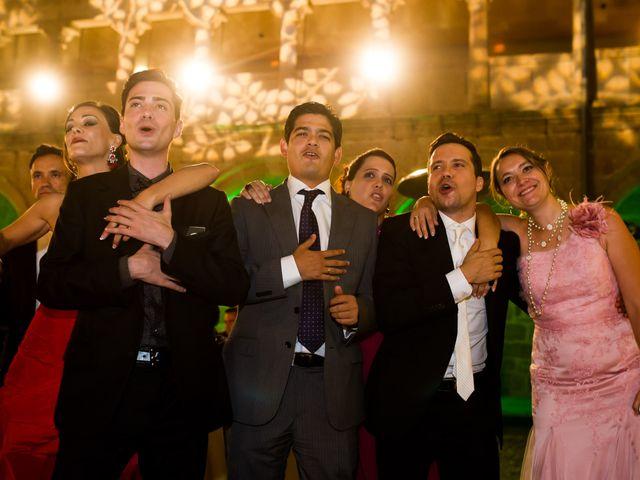 La boda de Samuel y Karla en Nogueira De Ramuin, Orense 31