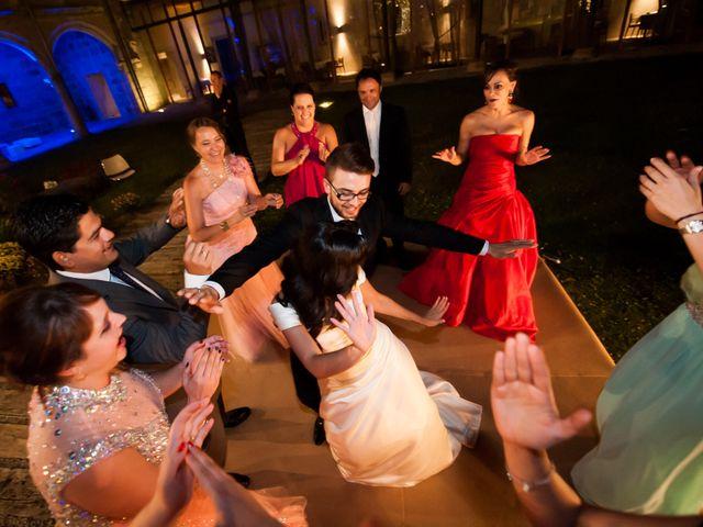 La boda de Samuel y Karla en Nogueira De Ramuin, Orense 33