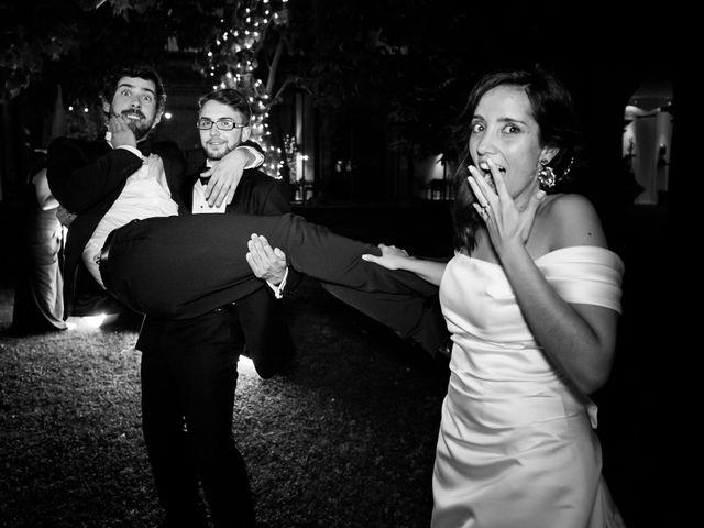 La boda de Samuel y Karla en Nogueira De Ramuin, Orense 38