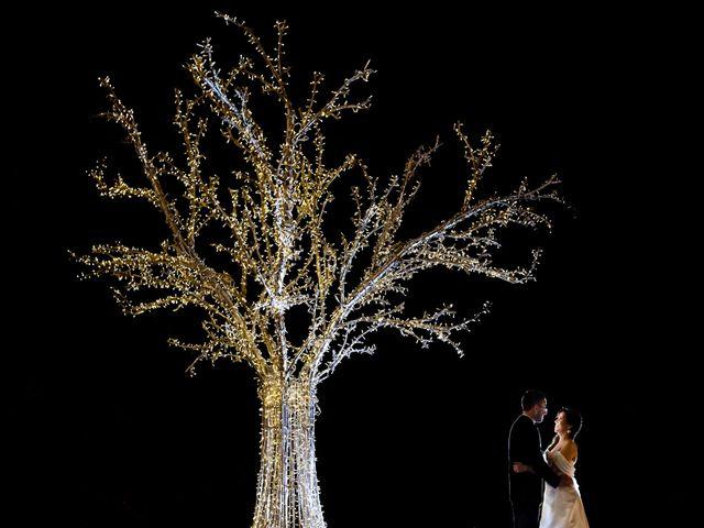 La boda de Samuel y Karla en Nogueira De Ramuin, Orense 1