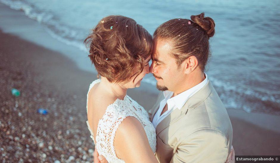 La boda de Dani y Aurora en Sotogrande, Cádiz