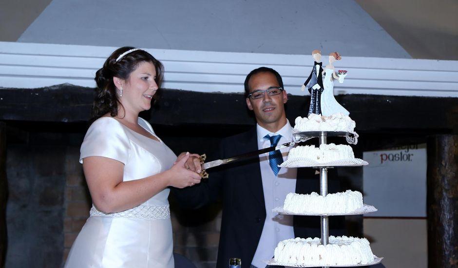 La boda de Carlos y Marta en Sotosalbos, Segovia