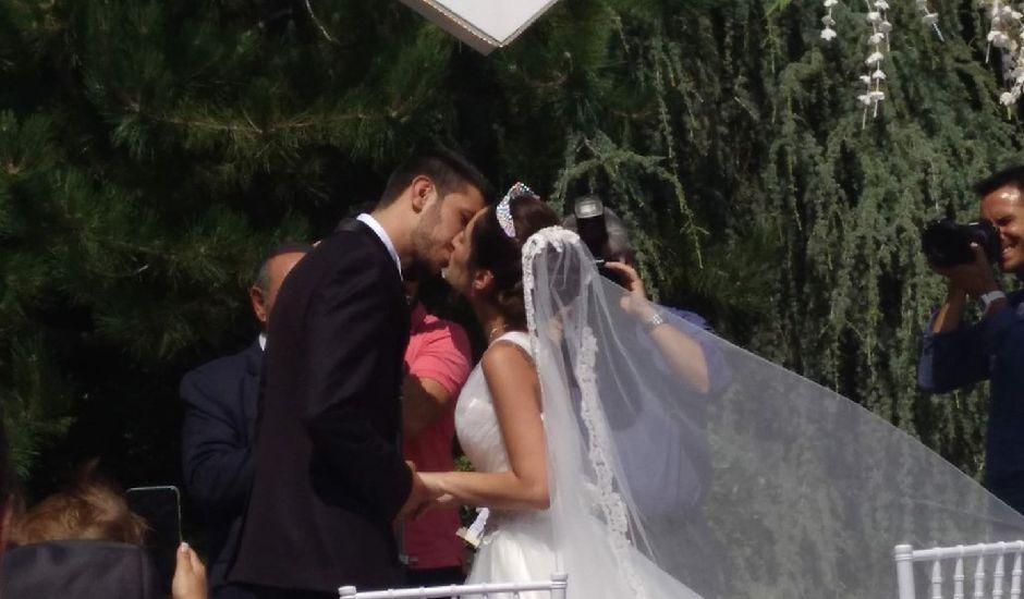 La boda de Jonathan y Nazaret en El Bruc, Barcelona