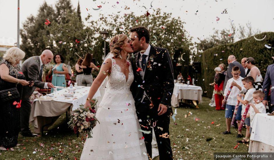 La boda de Fran y Rosa en La Carolina, Jaén