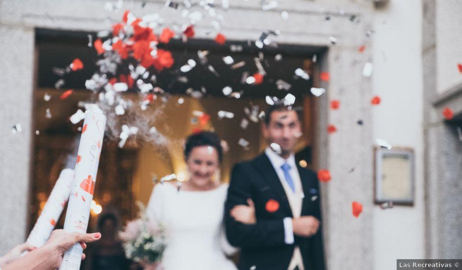 La boda de Sebastián y Casilda en San Lorenzo De El Escorial, Madrid