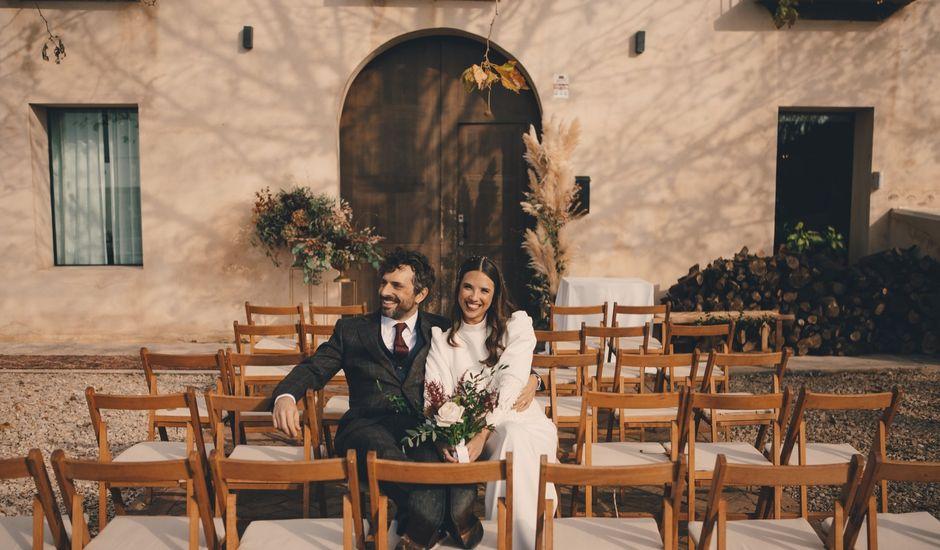 La boda de Álvaro  y Sarai en Sueca, Valencia