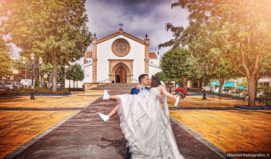 La boda de Natalia y Dani en Benajarafe, Málaga