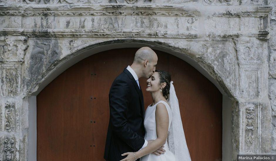 La boda de Gonzalo y Laura en Burgos, Burgos