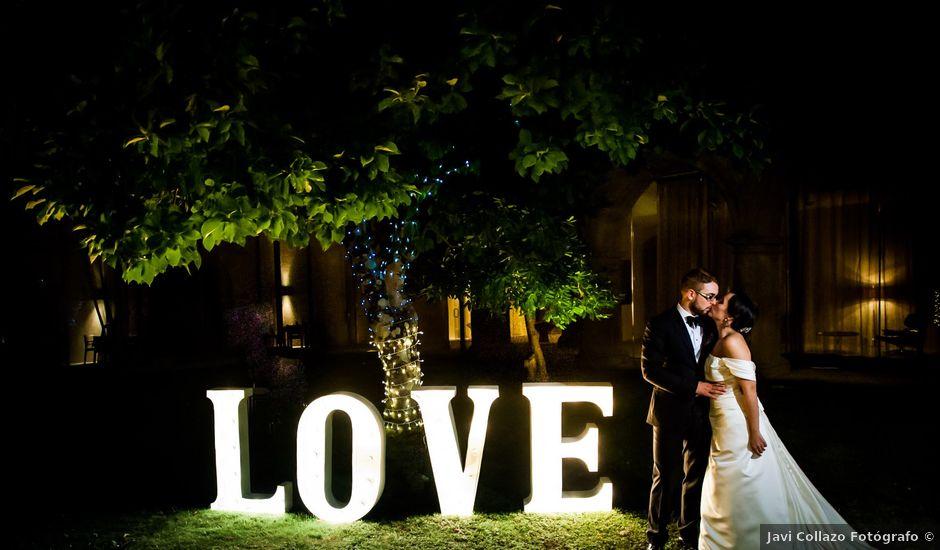 La boda de Samuel y Karla en Nogueira De Ramuin, Orense