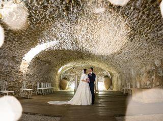 La boda de Cristina y Rafa