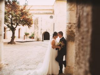 La boda de Estefanía y Rafael