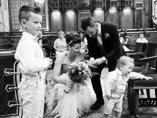 La boda de Mercedes y Ferran