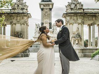 La boda de Miriam y Alfredo