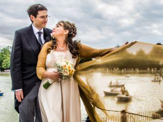 La boda de Miriam y Alfredo 2