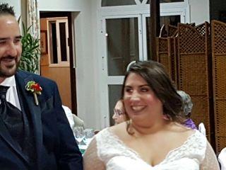La boda de Rocio  y Santi 1