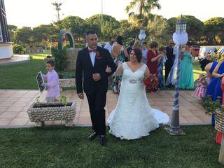 La boda de Rocio  y Santi