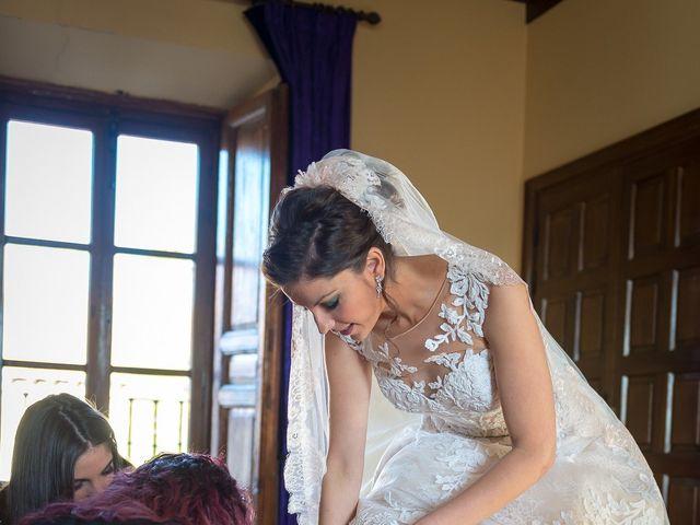La boda de Rafa y Cristina en Torremocha Del Jarama, Madrid 37