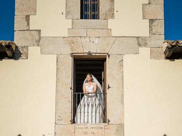La boda de Rafa y Cristina en Torremocha Del Jarama, Madrid 42