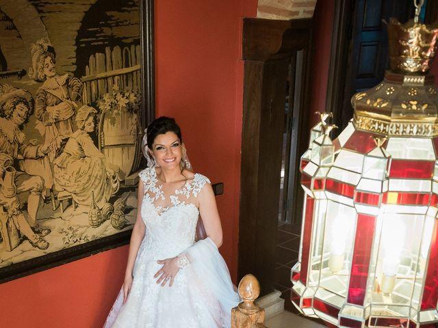 La boda de Rafa y Cristina en Torremocha Del Jarama, Madrid 43