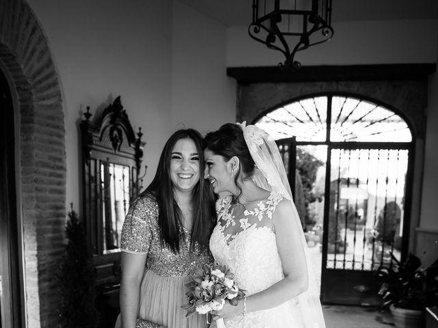 La boda de Rafa y Cristina en Torremocha Del Jarama, Madrid 50