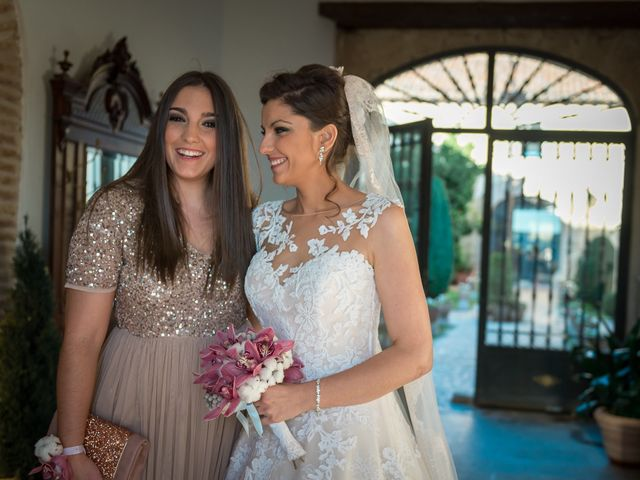 La boda de Rafa y Cristina en Torremocha Del Jarama, Madrid 51