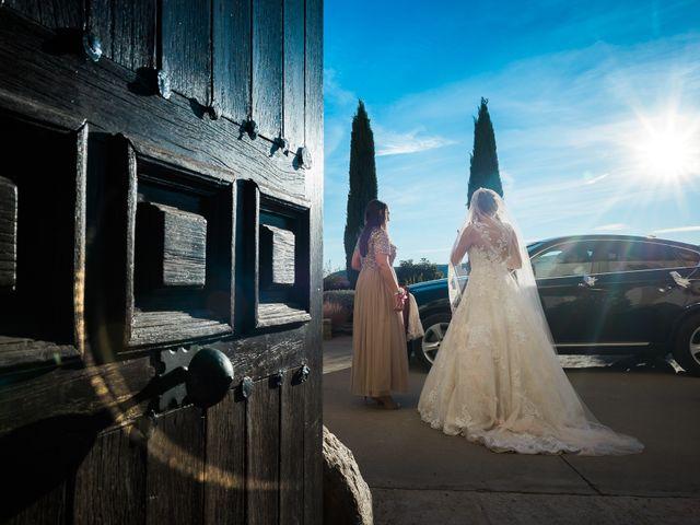 La boda de Rafa y Cristina en Torremocha Del Jarama, Madrid 54