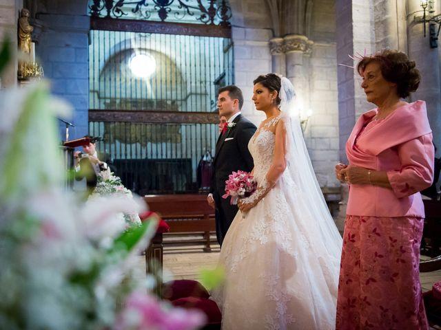 La boda de Rafa y Cristina en Torremocha Del Jarama, Madrid 87