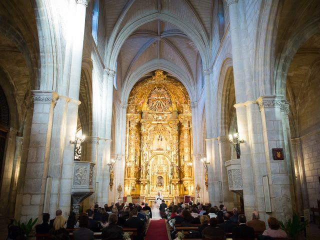 La boda de Rafa y Cristina en Torremocha Del Jarama, Madrid 94