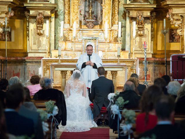 La boda de Rafa y Cristina en Torremocha Del Jarama, Madrid 95