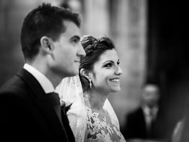 La boda de Rafa y Cristina en Torremocha Del Jarama, Madrid 99