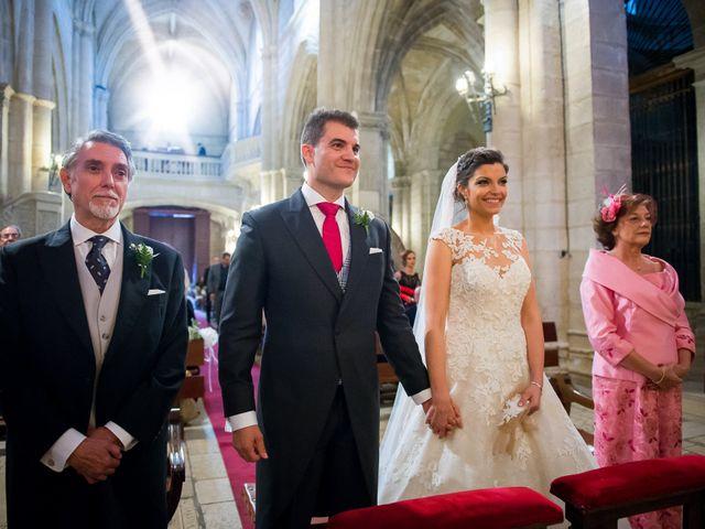 La boda de Rafa y Cristina en Torremocha Del Jarama, Madrid 113