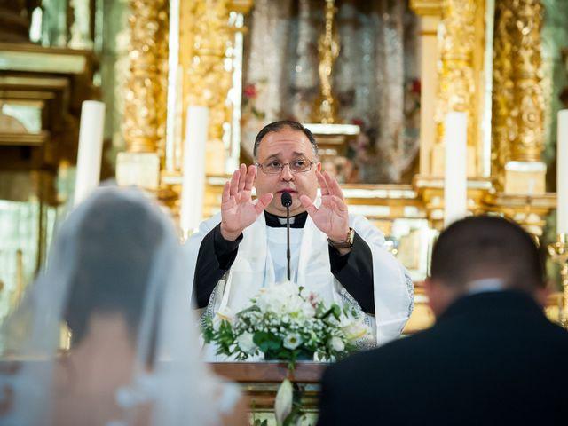 La boda de Rafa y Cristina en Torremocha Del Jarama, Madrid 116