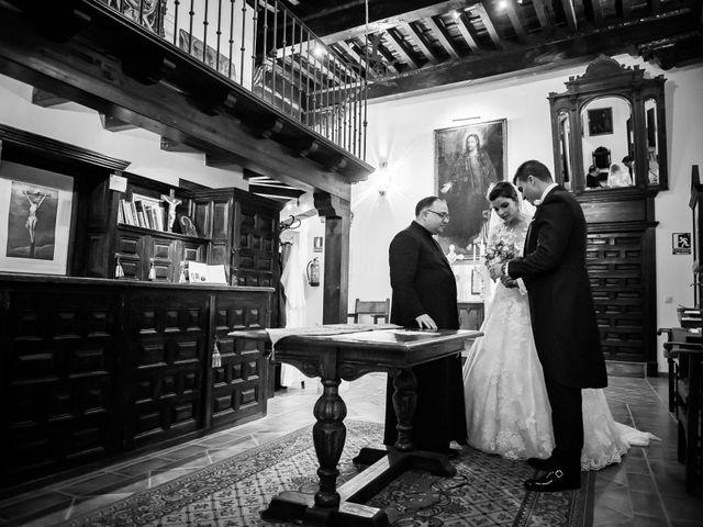 La boda de Rafa y Cristina en Torremocha Del Jarama, Madrid 126