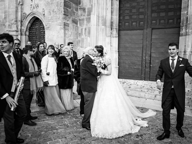 La boda de Rafa y Cristina en Torremocha Del Jarama, Madrid 131