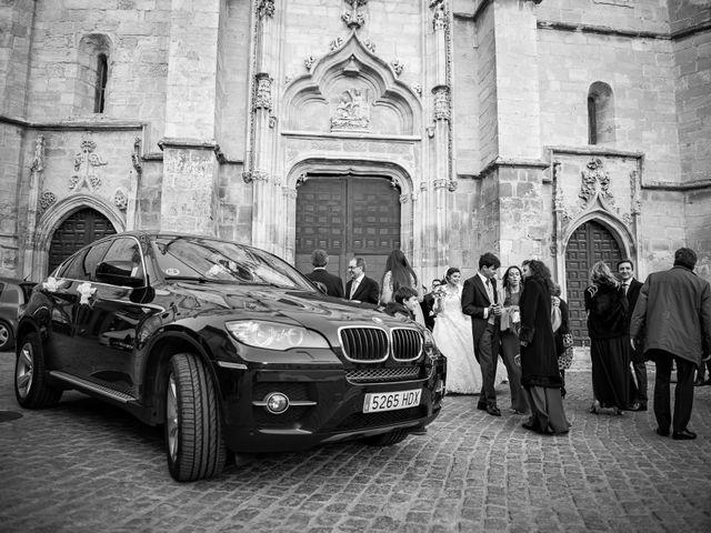 La boda de Rafa y Cristina en Torremocha Del Jarama, Madrid 138