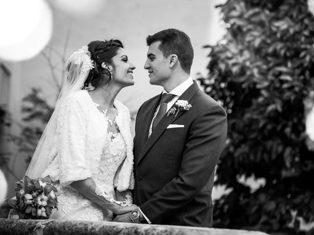 La boda de Rafa y Cristina en Torremocha Del Jarama, Madrid 141