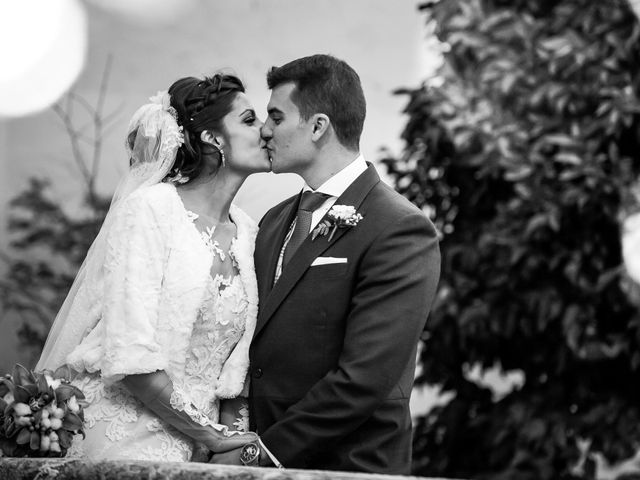 La boda de Rafa y Cristina en Torremocha Del Jarama, Madrid 142