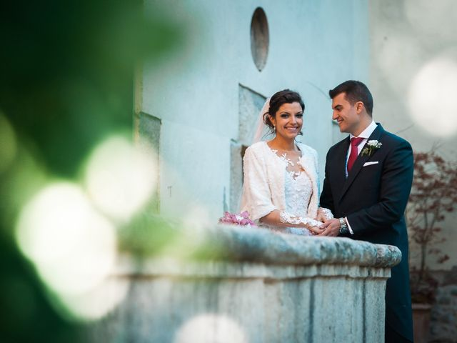 La boda de Rafa y Cristina en Torremocha Del Jarama, Madrid 143