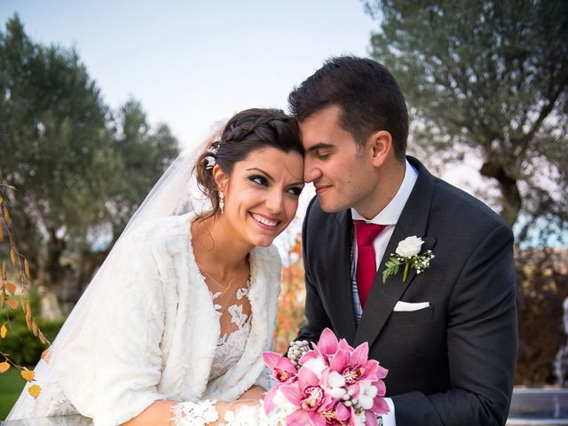 La boda de Rafa y Cristina en Torremocha Del Jarama, Madrid 144