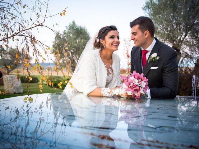 La boda de Rafa y Cristina en Torremocha Del Jarama, Madrid 146