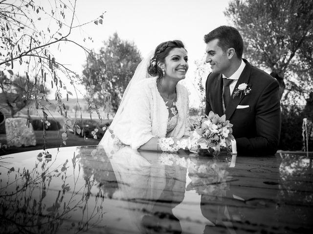 La boda de Rafa y Cristina en Torremocha Del Jarama, Madrid 1