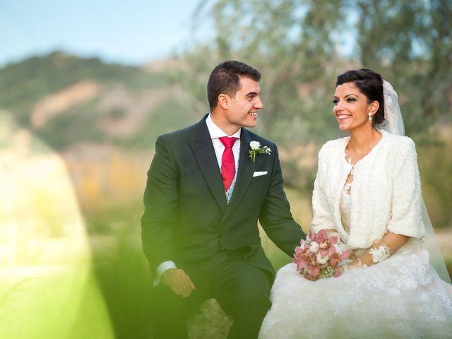 La boda de Rafa y Cristina en Torremocha Del Jarama, Madrid 147