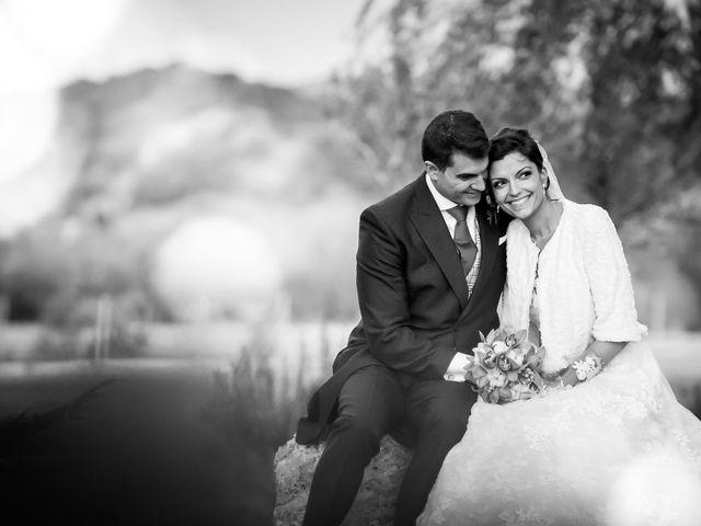 La boda de Rafa y Cristina en Torremocha Del Jarama, Madrid 148