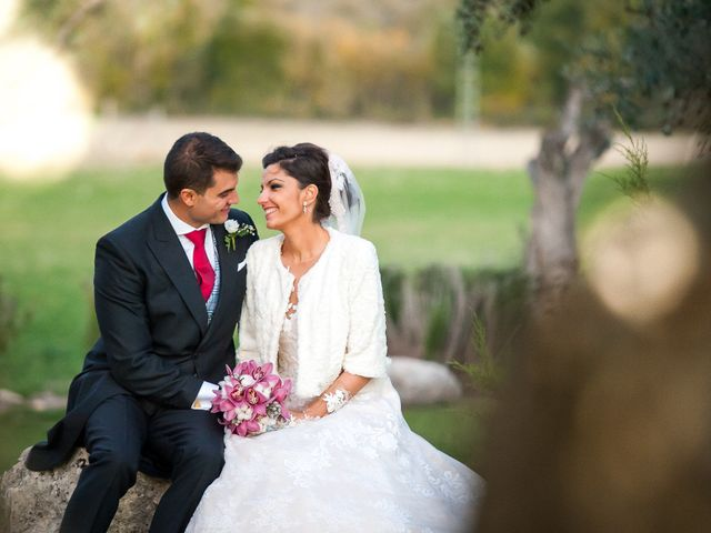 La boda de Rafa y Cristina en Torremocha Del Jarama, Madrid 149