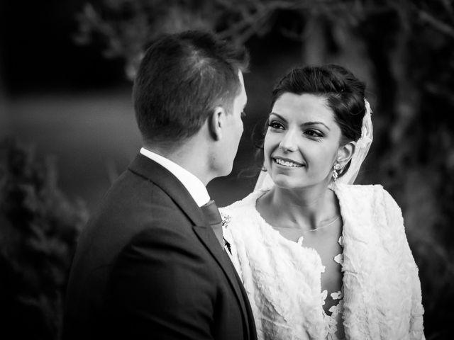 La boda de Rafa y Cristina en Torremocha Del Jarama, Madrid 150