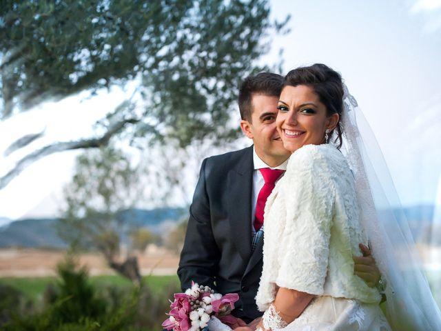 La boda de Rafa y Cristina en Torremocha Del Jarama, Madrid 152